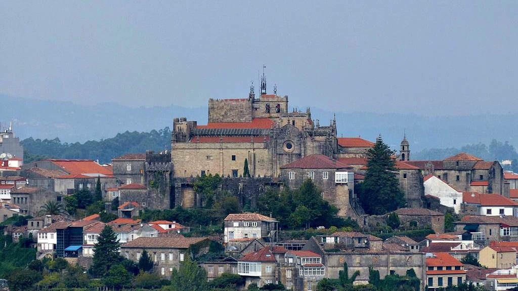 Catedral de Tui, Pontevedra, Camino de Santiago Portugués :: Guía del Camino de Santiago