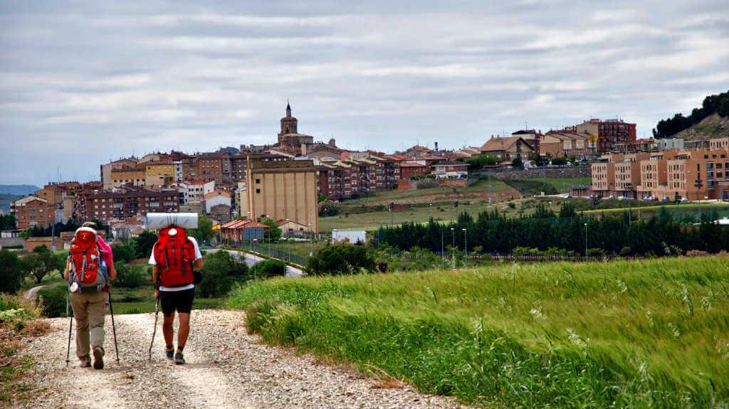 Viana, Navarra (Etapa de Los Arcos a Logroño) :: Albergues del Camino de Santiago