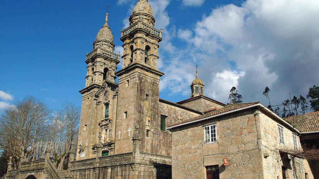 Santuario de A Escravitude, Padrón, La Coruña :: Albergues del Camino de Santiago