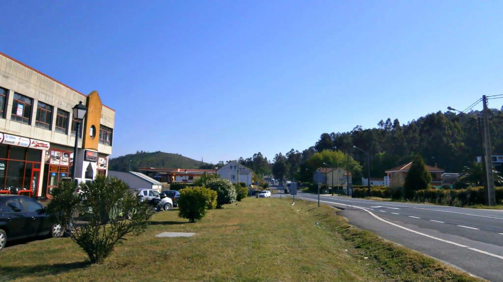 Picaraña, La Coruña :: Albergues del Camino de Santiago
