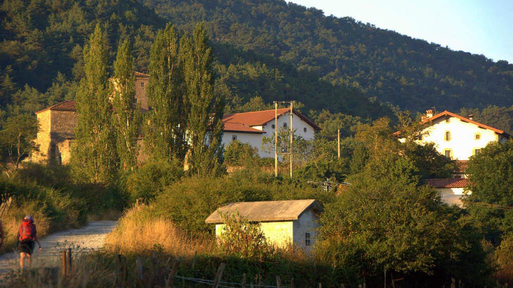 Akerreta, Navarra (Etapa de Zubiri a Pamplona) :: Albergues del Camino de Santiago
