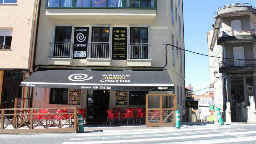 Albergue Castro, Palas de Rei, Lugo :: Albergues del Camino de Santiago