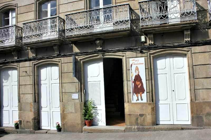 Albergue El Camino, Redondela, Pontevedra :: albergues del Camino de Santiago Portugués