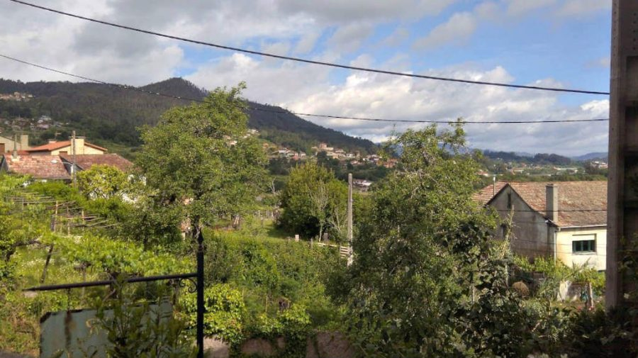Albergue O Corisco, Saxamonde - Camino de Santiago Portugués (Etapa de O Porriño a Redondela) :: Guía del Camino de Santiago