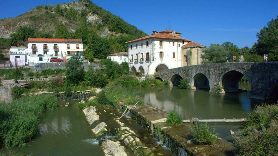Arre, Navarra - Camino Francés (Etapa de Zubiri a Pamplona) :: Guía del Camino de Santiago
