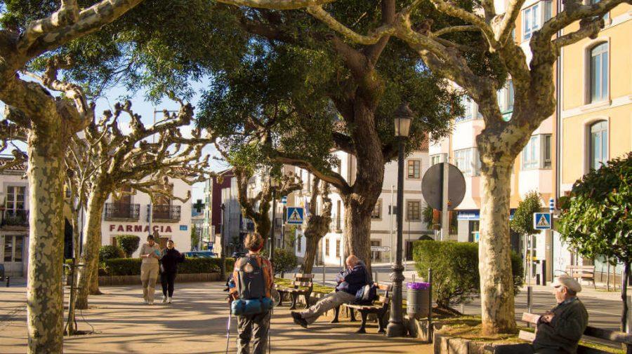 Arzúa, La Coruña - Camino Francés :: Albergues del Camino de Santiago