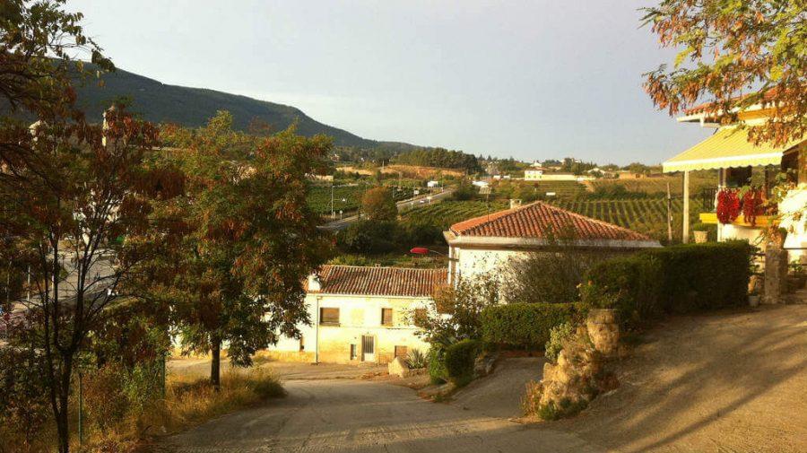 Ayegui, Navarra (Etapa de Estella a Los Arcos) - Camino Francés :: Giçoa del Camino de Santiago