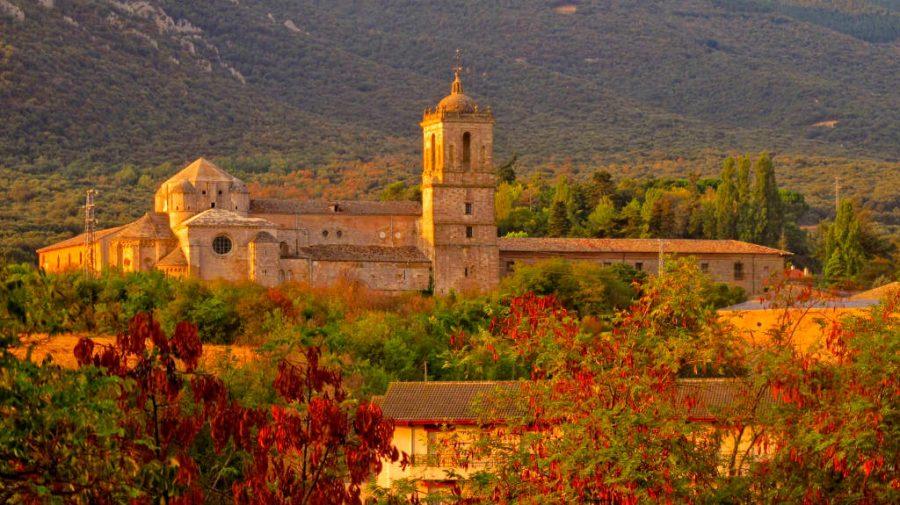 Monasterio de Irache, Navarra - Camino Francés (Etapa de Estella a Los Arcos) :: Guía del Camino de Santiago
