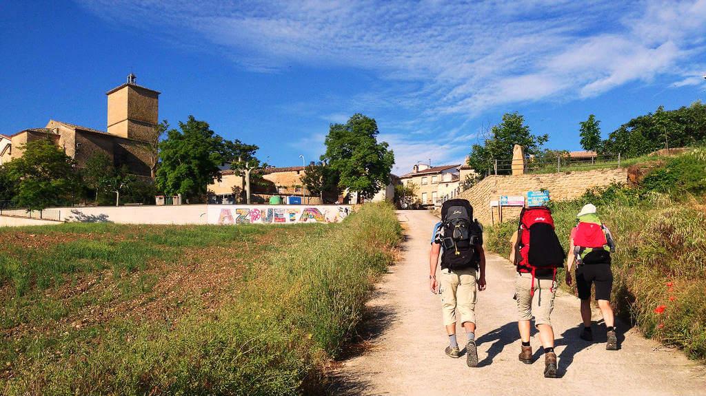 Azqueta, Navarra (Etapa de Estella a Los Arcos) :: Albergues del Camino de Santiago