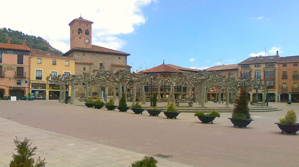 Belorado, Burgos (Etapa de Santo Domingo de la Calzada a Belorado) :: Albergues del Camino de Santiago