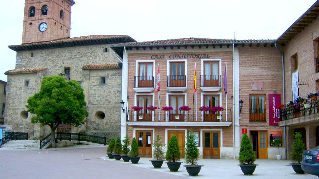 Ayuntamiento de Belorado, Burgos (Etapa de Belorado a San Juan de Ortega) :: Albergues del Camino de Santiago