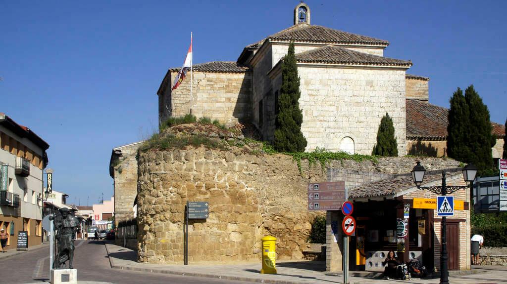 Carrrión de los Condes, Palencia (Etapa de Carrión de los Condes a Ledigos) :: Albergues del Camino de Santiago