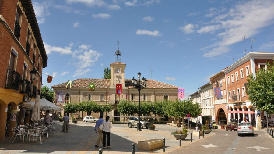 Carrión de los Condes, Palencia - Camino Francés (Etapa de Carrión de los Condes a Ledigos) :: Guía del Camino de Santiago