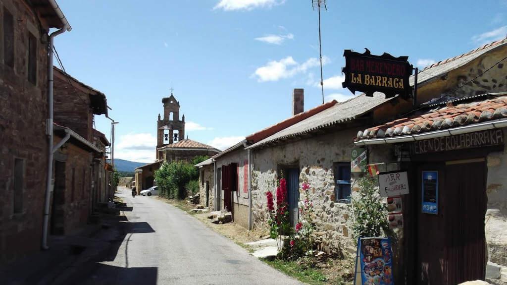El Ganso, León (Etapa Astorga - Rabanal del Camino) :: Albergues del Camino de Santiago