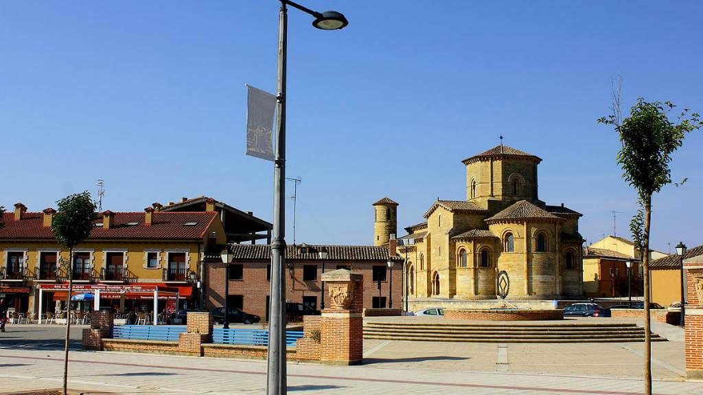 Frómista, Palencia (Etapa de Castrojeriz a Frómista) :: Albergues del Camino de Santiago