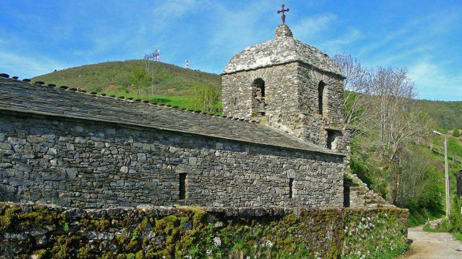 Iglesia de San Juan, Hospital de la Condesa, Lugo - Camino Francés (Etapa de Etapa O Cebreiro - Triacastela - a Samos) :: Guía del Camino de Santiago