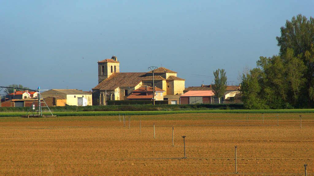 Itero de la Vega, Palencia (Etapa de Castrojeriz a Frómista) - Camino Francés :: Guía del Camino de Santiago