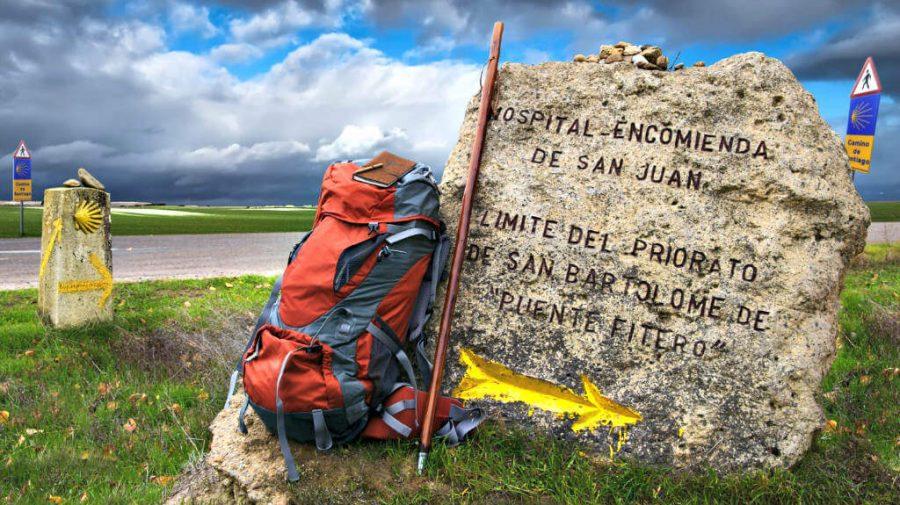 8b3a7b4eb La mochila y el neceser para hacer el Camino de Santiago