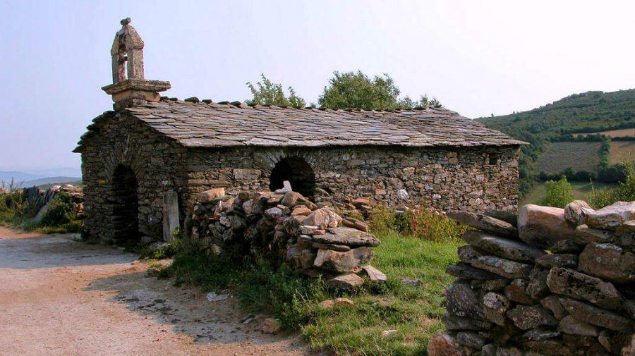 Ermita de San Pedro, O Biduedo, Lugo (Etapa O Cebreiro - Triacastela - Samos) :: Guía del Camino de Santiago