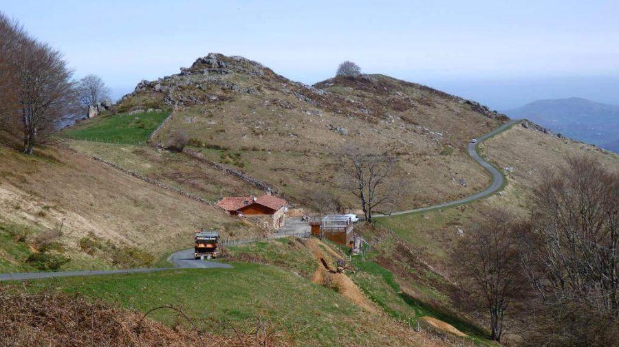 Orisson, Francia (Etapa de Saint-Jean-Pied-de-Port a Roncesvalles) :: Guía del Camino de Santiago