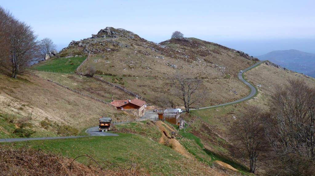 Orisson, Francia (Etapa de Saint-Jean-Pied-de-Port a Roncesvalles) :: Albergues del Camino de Santiago