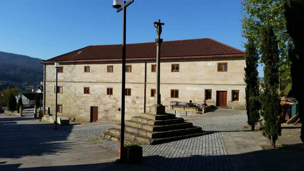 Pazo de Mos, Pontevedra :: Albergues del Camino de Santiago