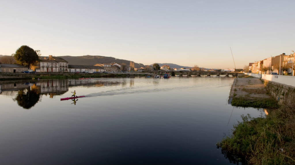 Pontecesures, Pontevedra - Camino Portugués :: Guía del Camino de Santiago