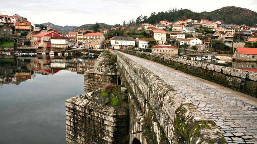 Puente de Pontesampaio, Pontevedra - Camino de Santiago Portugués (Etapa de Redondela a Pontevedra) :: Guía del Camino de Santiago