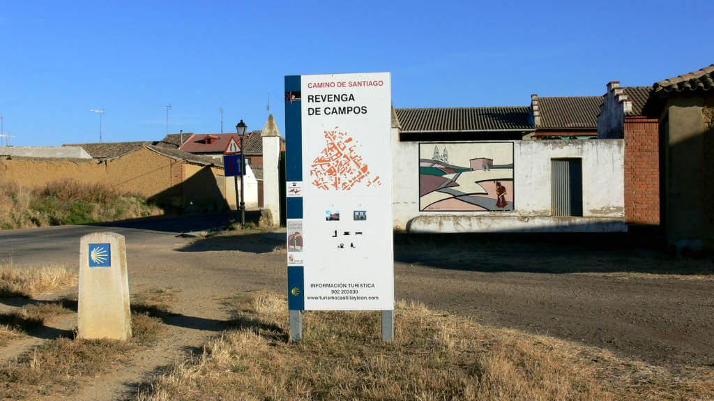 Revenga de Campos, Palencia (Etapa de Frómista a Carrión de los Condes) :: Albergues del Camino de Santiago
