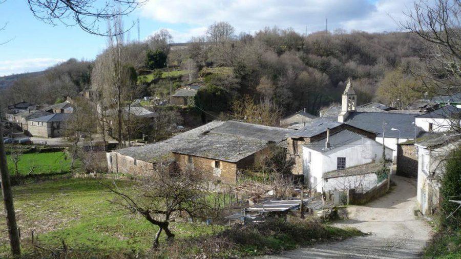 San Cristovo do Real, Lugo - Camino Francés (Etapa de Etapa O Cebreiro - Triacastela - a Samos) :: Guía del Camino de Santiago