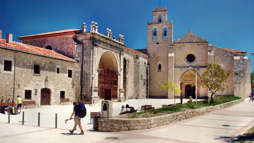 San Juan de Ortega, Burgos (Etapa de San Juan de Ortega a Burgos) :: Albergues del Camino de Santiago