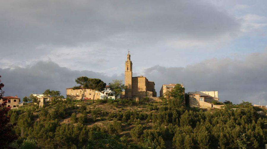 Sansol, Navarra - Camino Francés (Etapa de Los Arcos a Logroño) :: Guía del Camino de Santiago