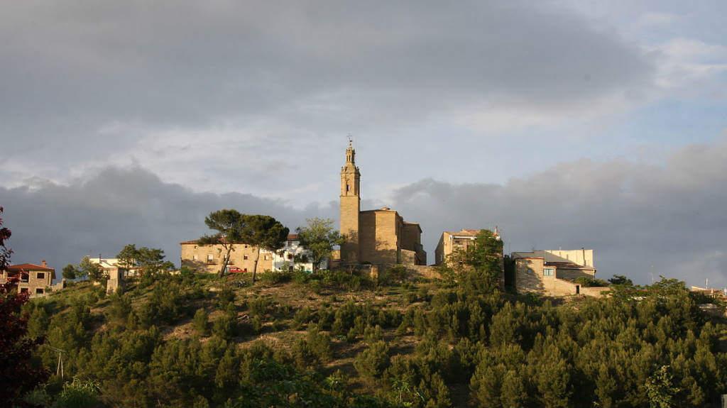 Sansol, Navarra (Etapa de Los Arcos a Logroño) - Camino Francés :: Albergues del Camino de Santiago
