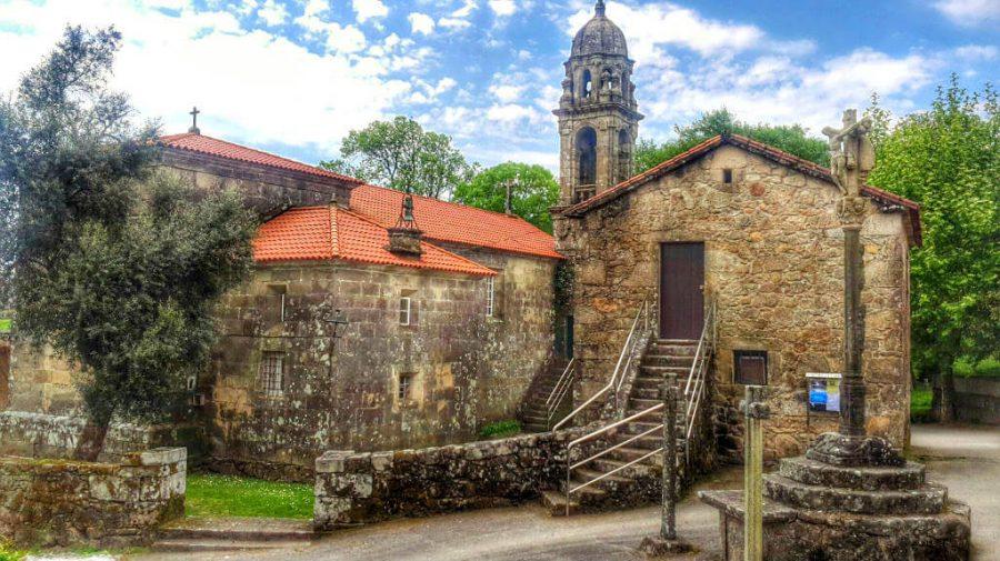 Santa Mariña de Carracedo, Pontevedra - Camino de Santiago Portugués (Etapa de Caldas de Reis a Padrón) :: Guía del Camino de Santiago