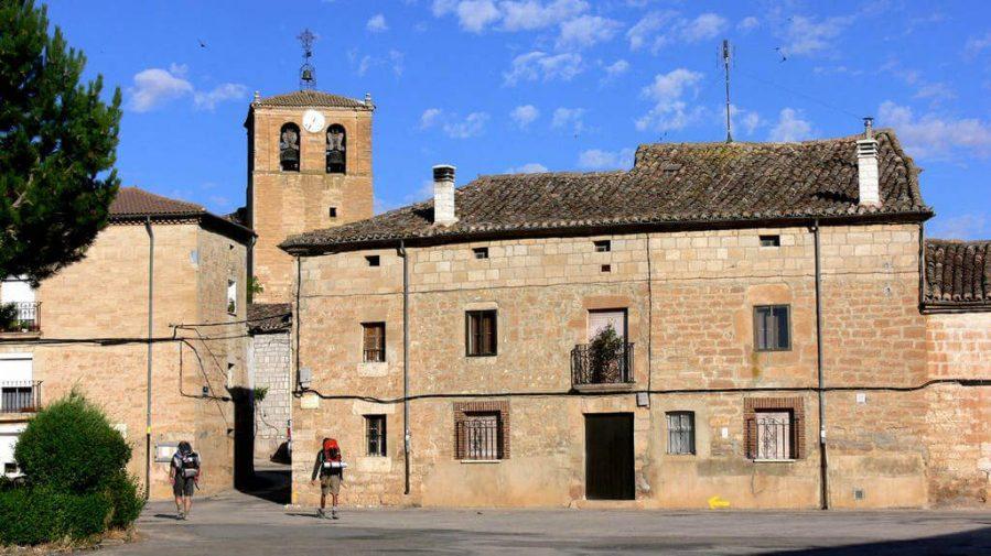 Tardajos, Burgos (Etapa de Burgos a Hornillos del Camino) - Camino Francés :: Guía del Camino de Santiago