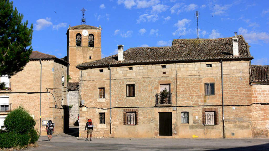 Tardajos, Burgos (Etapa de Burgos a Hornillos del Camino) - Camino Francés :: Albergues del Camino de Santiago