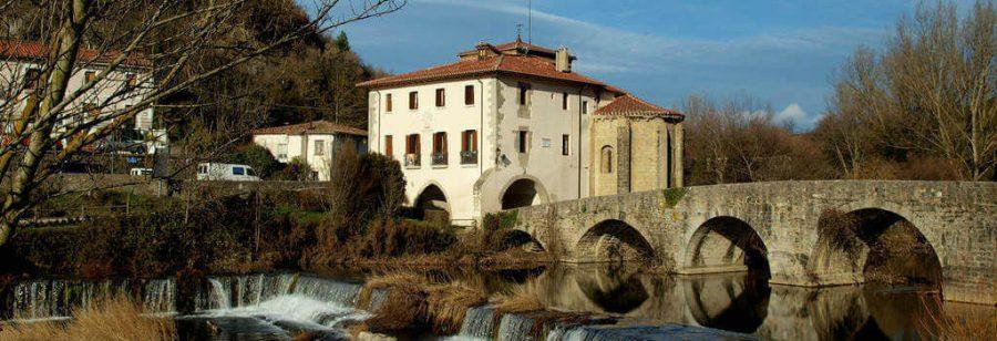 La Trinidad de Arre, Navarra, Camino de Santiago Baztanés :: Albergues del Camino de Santiago