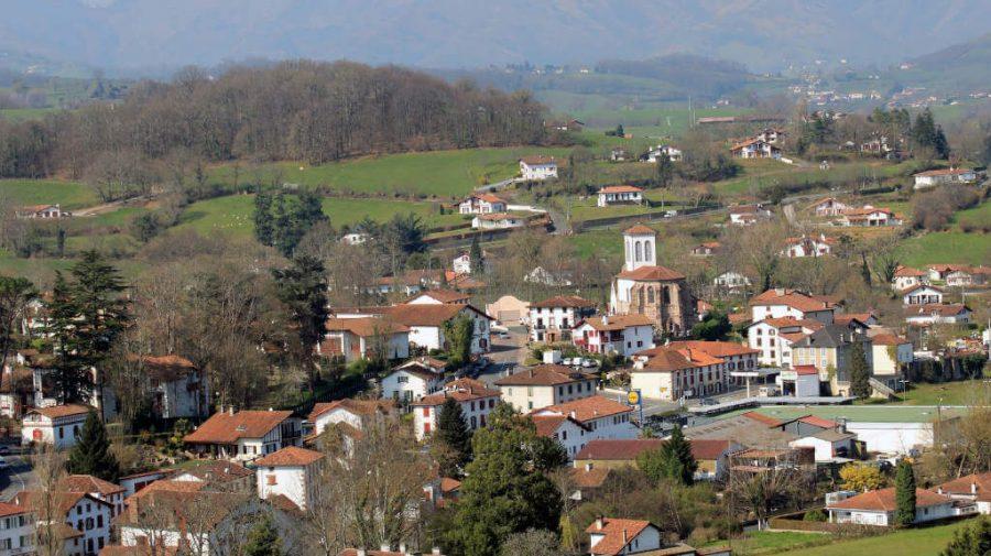 Uhart-Cize, Francia (Etapa de Saint-Jean-Pied-de-Port a Roncesvalles) :: Guía del Camino de Santiago