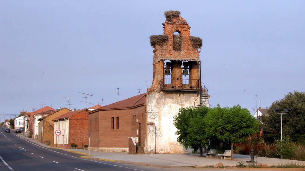 Iglesia de Santa Engracia, Valverde de la Virgen, León (Etapa de León a Villadangos del Páramo) :: Albergues del Camino de Santiago