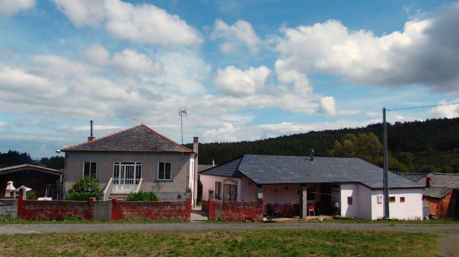 A Roxica (Friol - Lugo) - Camino del Norte :: Albergues del Camino de Santiago