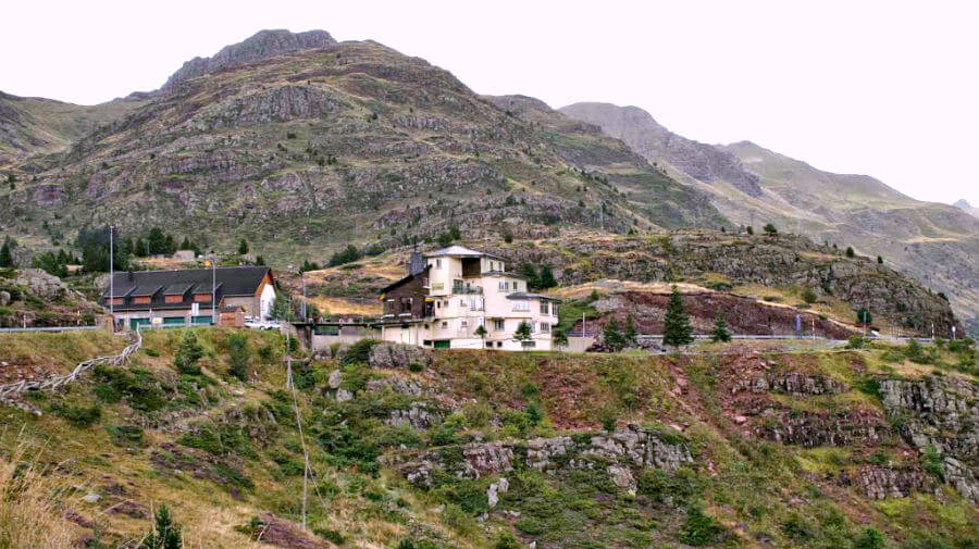 Albergue Aysa, Somport - Camino Aragonés :: Albergues del Camino de Santiago