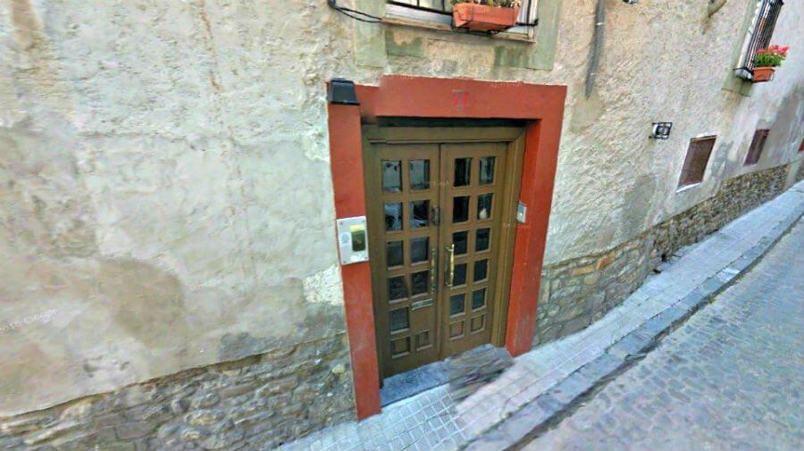 Albergue de peregrinos Casa Mamaré, Jaca - Camino Aragonés :: Albergues del Camino de Santiago