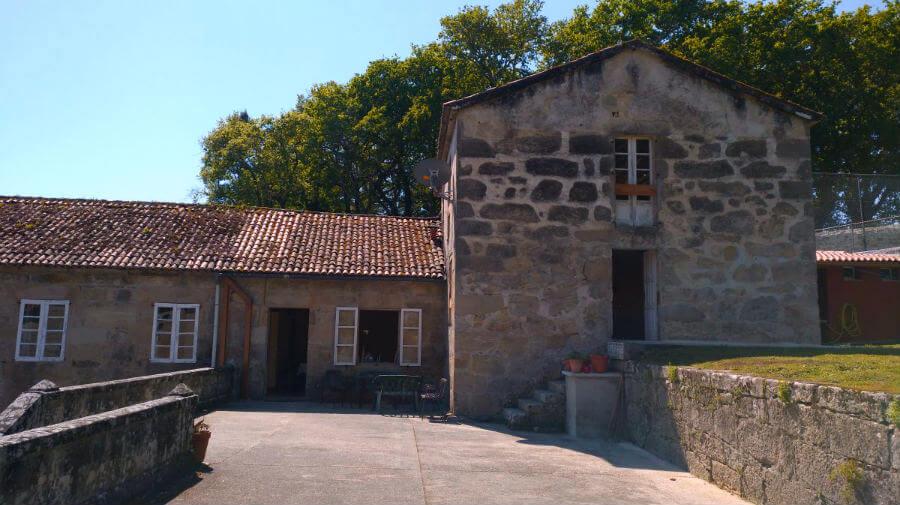 Hospital de Peregrinos San Antonio de Herbón, Herbón - Camino Portugués :: Albergues del Camino de Santiago