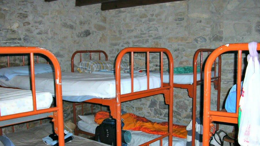 Albergue Hospital de Peregrinos de Arrés, Camino Aragonés :: Albergues del Camino de Santiago