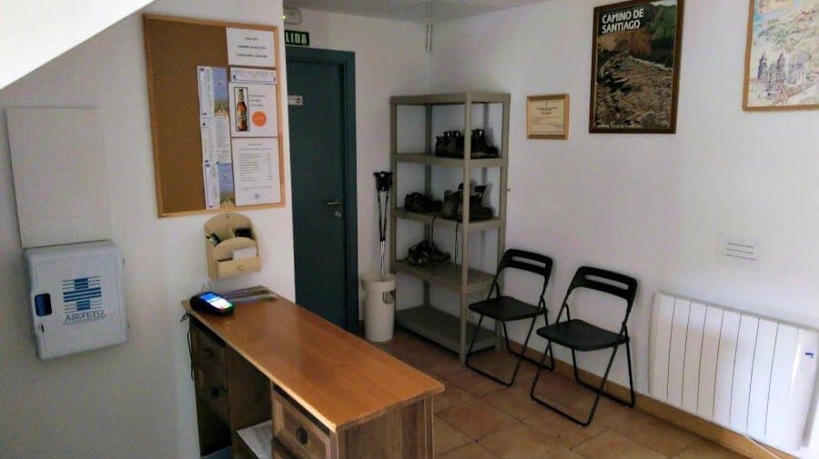 Albergue Irugoienea, Espinal-Aurizberri - Camino Francés :: Albergues del Camino de Santiago