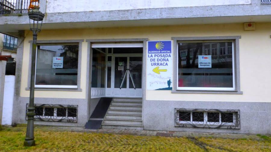 Albergue de peregrinos La Posada de Doña Urraca, Caldas de Reis - Camino Portugués :: Albergues del Camino de Santiago