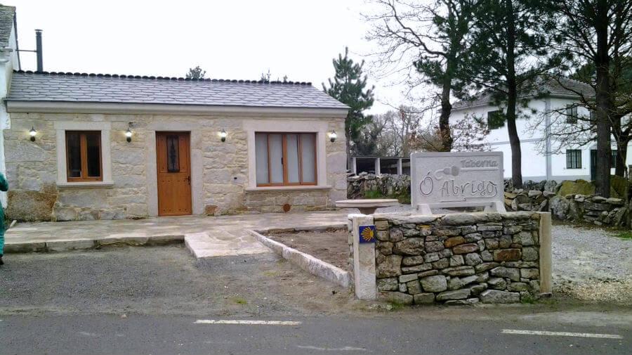 Albergue Ó Abrigo, Miraz (Friol - Lugo) - Camino del Norte :: Albergues del Camino de Santiago