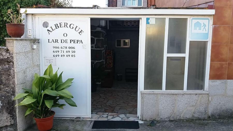 Albergue O Lar de Pepa, Arcade - Camino Portugués :: Albergues del Camino de Santiago