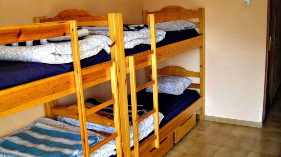 Albergue Refugio Pepe Garcés, Candanchú - Camino Aragonés :: Albergues del Camino de Santiago