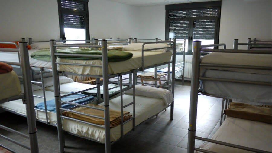 Albergue Refugio de peregrinos San Martín CSJ, Miraz (Friol) - Camino del Norte :: Albergues del Camino de Santiago